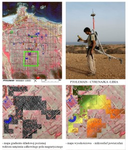 Nowy instrument do archeologicznych badań nieinwazyjnych. Połączenie GPS RTK z magnetometrem cezowym.