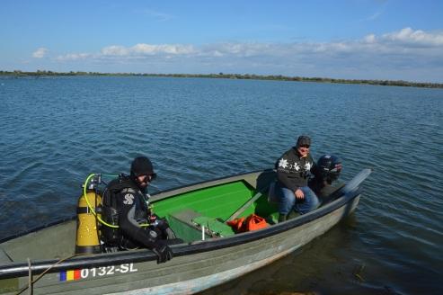 Sulina, Bazinul Mare